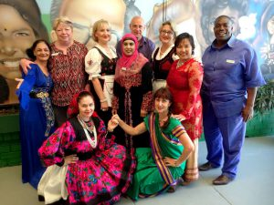 Clients and Staff
