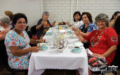 High Tea for Volunteers!