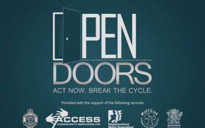 Open Doors – an educational resource